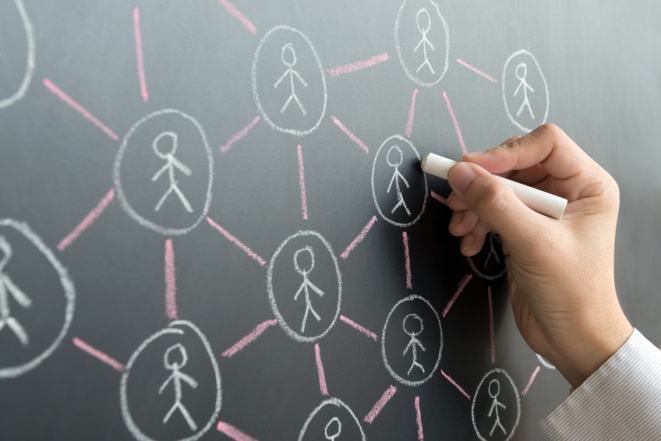 networking-diagram-istock78035909